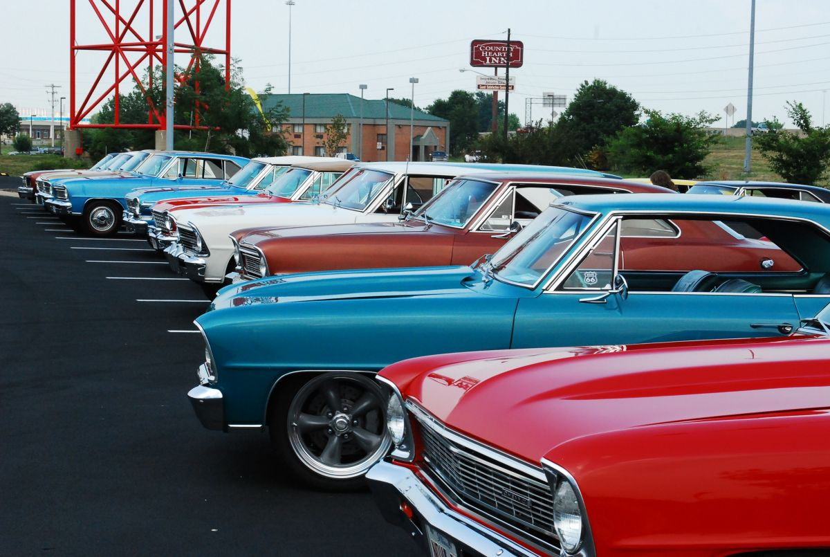 Original Chevy Nova Options