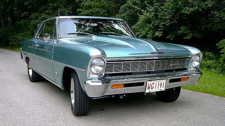 Jason Withers's 1966 Nova