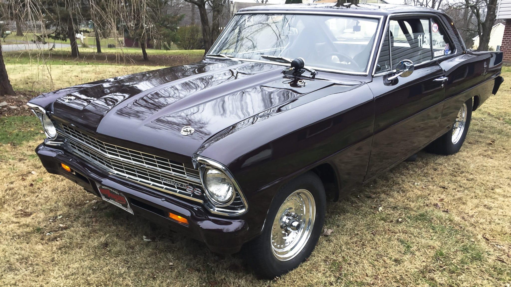 Bill Hale's 1967 Nova