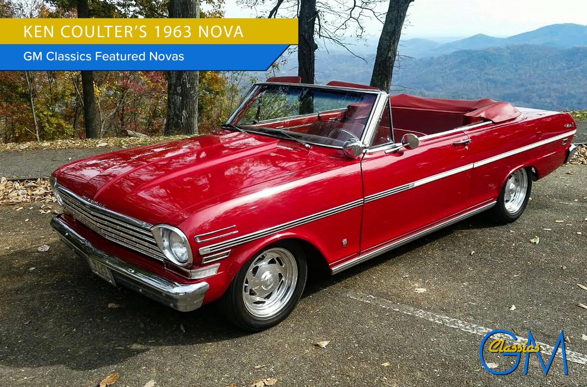 Ken Coulter's 1963 Nova