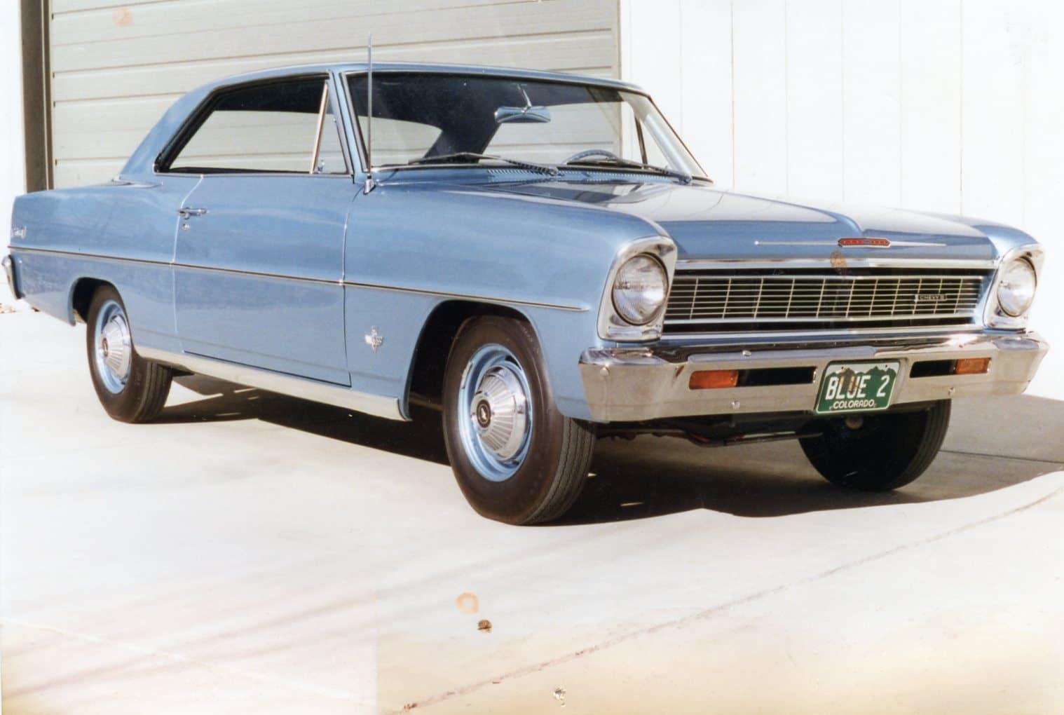 1966 Sport Coupe Chevy II Nova