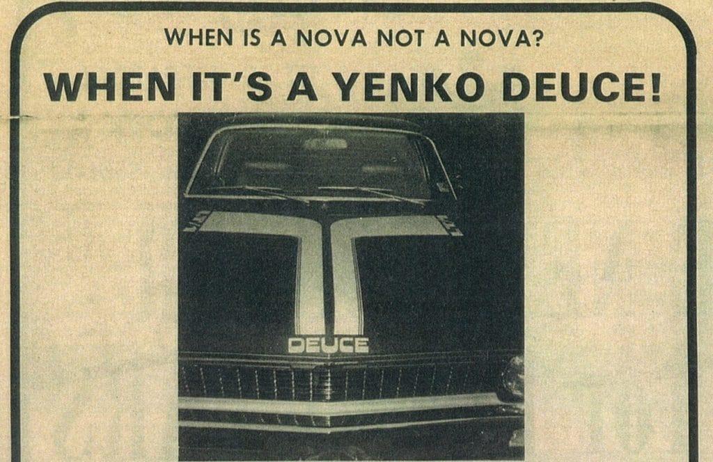 Yenko Trans-Am Deuce - 10