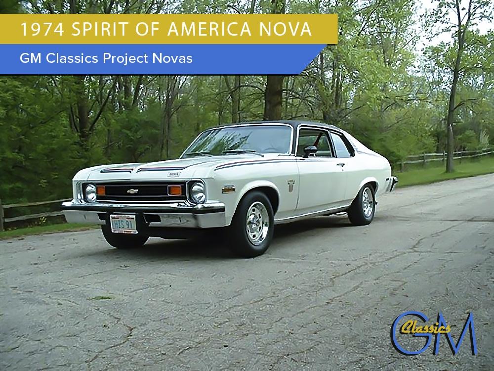 Spirit of America Nova