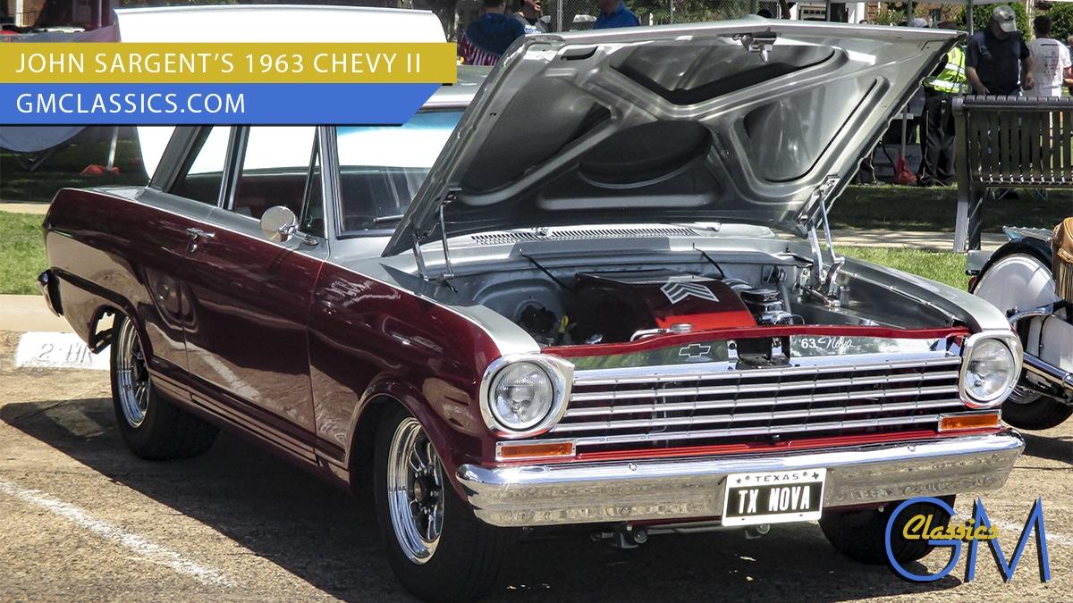 John Sargent's 1963 Chevy II