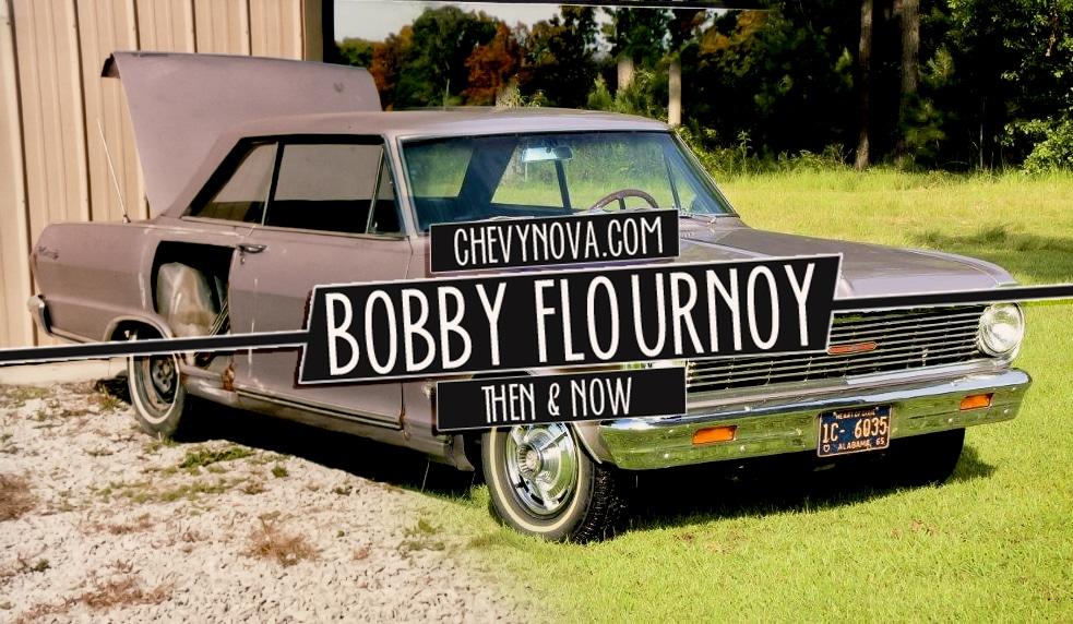 Bobby Flournoy's 1965 Nova