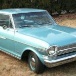 1962 Chevy II 2 Door 400