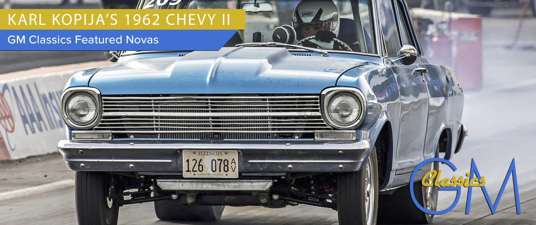 Karl Kopija's 1962 Chevy II