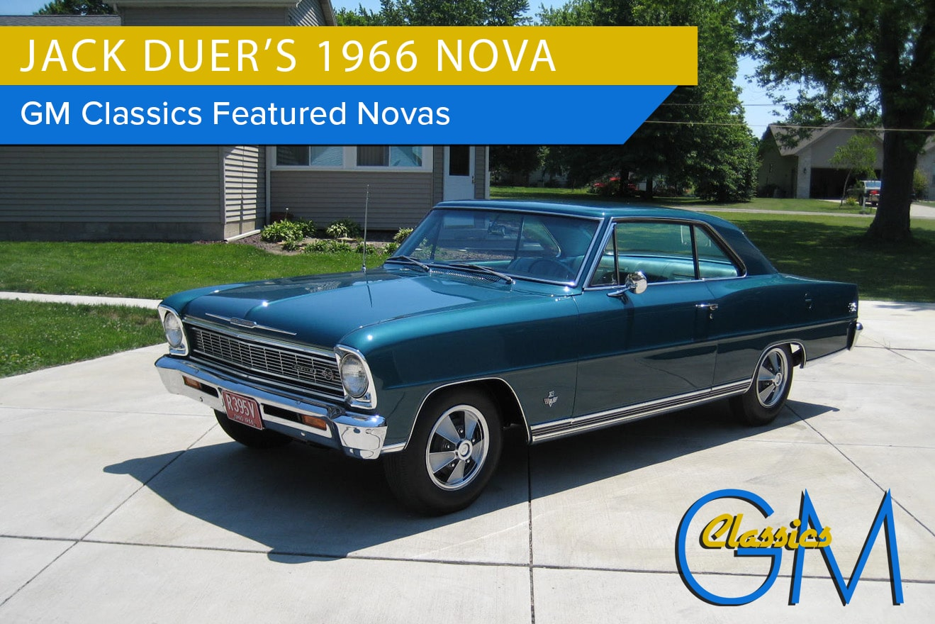 Jack Duer Featured Nova