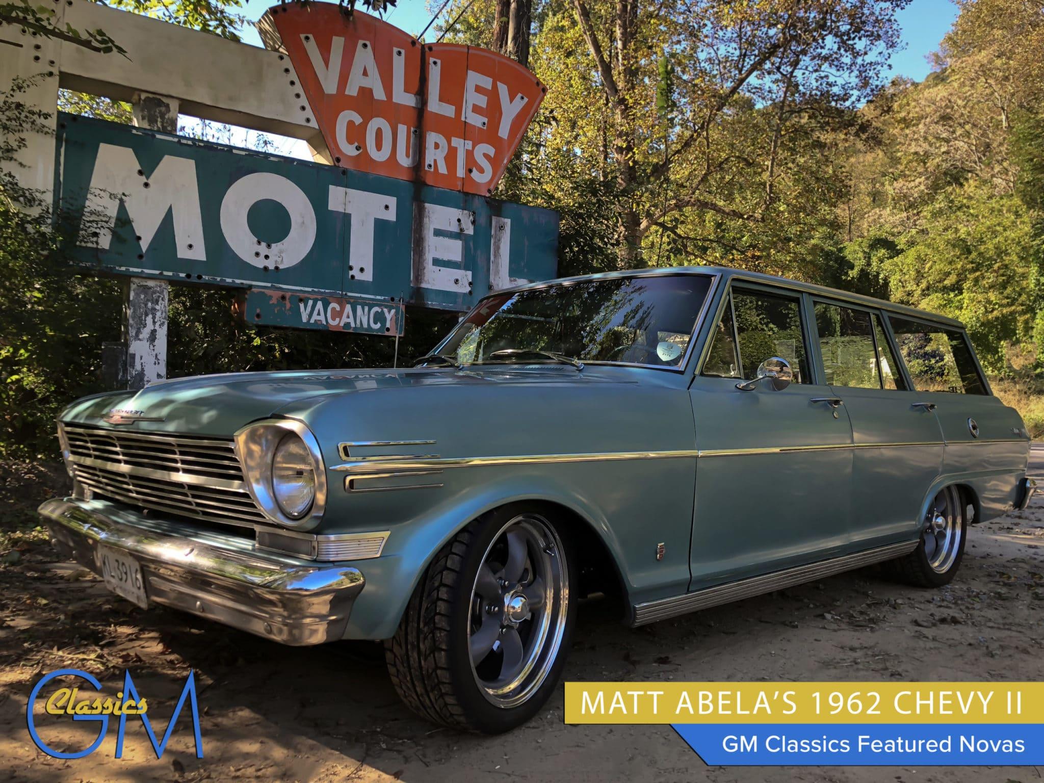 Matt Abela's 1962 Chevy II